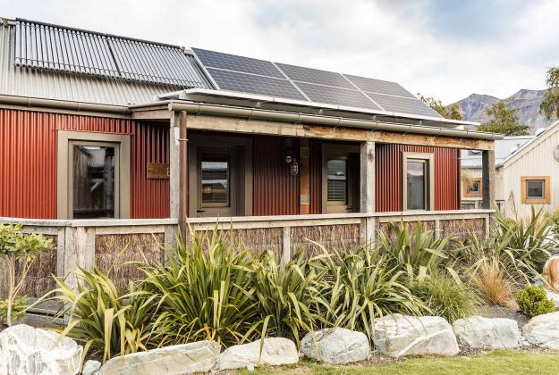 EcoCabin Accommodation Glenorchy