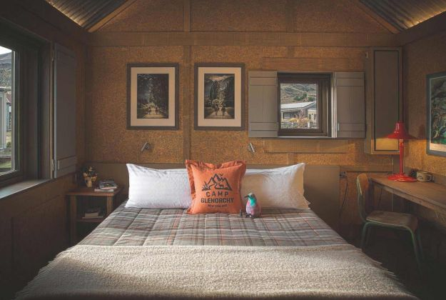 Eco Cabin | Camp Glenorchy Accommodation