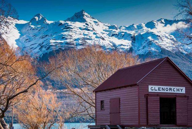 Glenorchy Shed