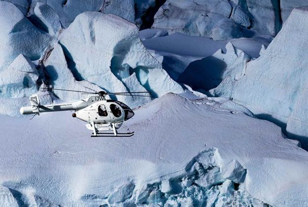 Explore Glenorchy with a scenic flight