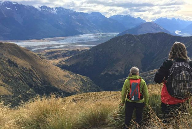 Walking in Glenorchy