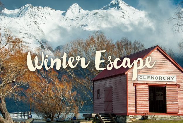Glenorchy Winter Escape Package
